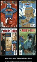 World's Finest (2nd Series) 1/A 2/A 3/A 4/A Complete Set Run Lot 1/A-4/A VF/NM