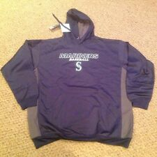 seattle mariners mens size 2xl hooded sweatshirt