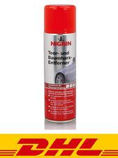 NIGRIN 74023 Teer und Baumharz Entferner Spray 250ml Selbstaktiver Reiniger Auto