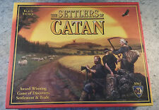 The Settlers of Catan 3061 Mayfair Strategy Board Game COMPLETE! Klaus Teuber