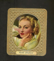 CAROLE LOMBARD CARD GARBATY SULTAN  COLLECTION ROSS GREAT PHOTO