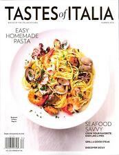 Tastes of Italia Summer 2018 Easy Homemade Pasta Seafood Savvy Discover Sicily