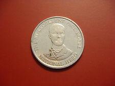 Jamaica 10 Cents, 1993, Paul Bogle