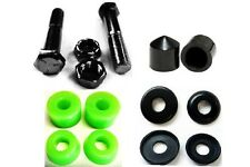 Complete Set of Replacement Skateboard Kingpin Bushing Washer and Pivot Cup Kit