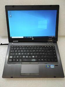 HP ProBook 6470b Core i5-3340M 2,7GHz 4GB 320GB HDD 14`` 1366x768 W10