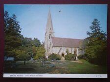 POSTCARD ESSEX EPPING FOREST - HIGH BEECH CHURCH
