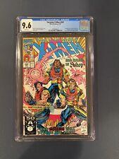 Uncanny X-Men #282 (1991) CGC 9.6 1st App. of Bishop Marvel Comics