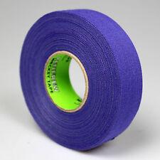 Renfrew Purple Cloth Hockey Tape / Lacrosse Stick Tape -24mm (1 Inch) Roll (NEW)