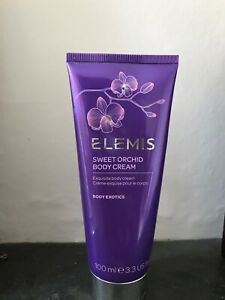 Elemis Sweet Orchid Body Cream100ml  New and Sealed.