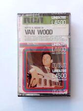 "Cassetta ""Peter Van Wood – Sotto Il Segno Di Van Wood"" RARA NUOVA SIGILLATA"
