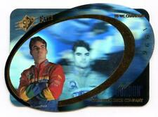1996 Upper Deck SPx Elite Jeff Gordon NASCAR Die Cut Card #E1