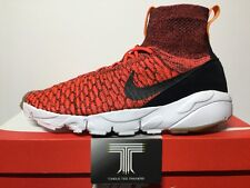 Nike Air Footscape Magista Flyknit ~ 816560 600 ~ Uk Size 8