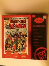 Marvel Collector's Edition Giant-Size X-Men Set of 6 Figures 1998