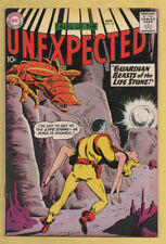 Tales of the Unexpected #52 August 1960, DC, 1956 Series VG/FN