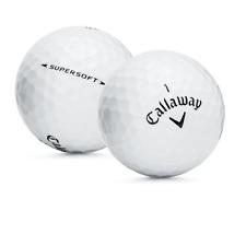 48 Callaway Supersoft Used Golf Balls / Near Mint AAAA / Free Shipping