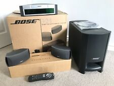 Bose AV3-2-1 Media Center-Home Audio System complete remote CD DVD player. GWO