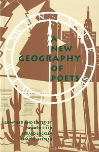 A NEW GEOGRAPHY OF POETS (1992) GERALD LOCKLIN AMIRI BARAKA BUKOWSKI IRA COHEN