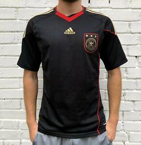 NATIONAL TEAM GERMANY 2010 2011 AWAY FOOTBALL SHIRT JERSEY TRIKOT SOCCER MAGLIA