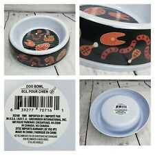 Barber Q Grill With Salmon Steak Ham Design Dog Bowl