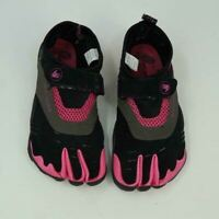 Body Glove Youth Athletic 3T Barefoot Water Shoes Black Size 6