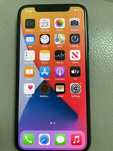Apple iPhone X - 256GB - Space Grey (EE) A1901 (GSM)