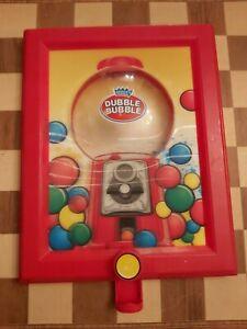 Dubble Bubble Lenticular Wall Mounted Gum Ball Dispenser Machine Frame 34x24cm
