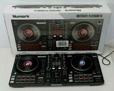 Numark Mixtrack Platinum FX 4-Deck DJ Controller  Free Shipping