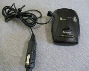 Cobra ESD-6060 6 Band 360d Laser Radar Detector X, K, Ka, VG-2 Spectre