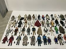 Vintage Star Wars Action Figures Exc To NM Lot Of 52 All Authentic