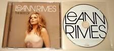 LEANN RIMES : The BEST OF..    Hits CD Album (2004) Ex/Mint.