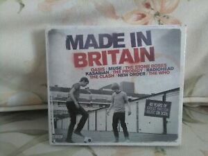 Made in Britain (2012) cd various artists new / sealed free uk post