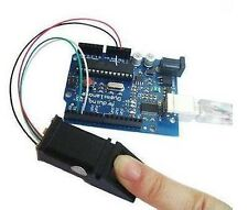 Optical Fingerprint Reader Fingerprint lock Sensor Module for Arduino uno r3 DY2