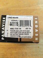 PanaVIse InDash Mount # 75126-302, Land Rover Freelander 2002-2003, see below