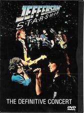 DVD ZONE 1--JEFFERSON STARSHIP--THE DEFINITIVE CONCERT