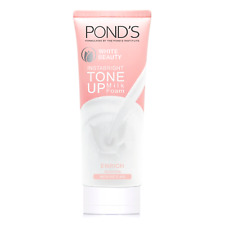 100g Pond's White Beauty Instabright Tone Up Milk Foam Face Wash Brighten Enrich