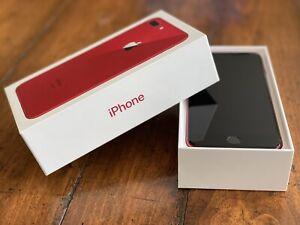 Apple iPhone 8 Plus 64GB Red (Unlocked) A1864 (CDMA GSM) MRTG2LL/A