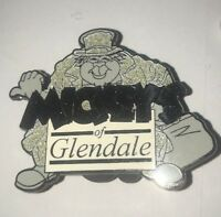Pin Disney Mickeys Of Glendale Wdi Ghost Haunted Mansion Le 300