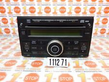 2010 10 NISSAN CUBE AM/FM RADIO MP3 iPOD AUX IN CD PLAYER 28185-1FCOD OEM CY02G