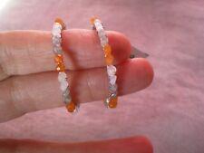 Multi Gemstone stud earrings, 12.08 carats, in 3.74 grams of 925 Sterling Silver