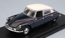 Citroen Ds 19 Limousine 1963 Blue / Cream 1:43 Model RIO4097-1 RIO