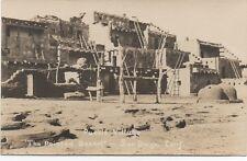 1916 RPPC Postcard of the Pueblo Village Painted Desert San Diego Exposition