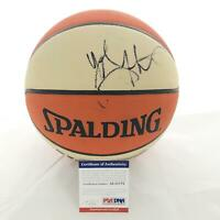 Yolanda Griffith Signed WNBA Basketball PSA/DNA Autographed Sacramento Monarchs