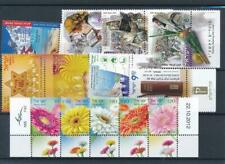 [312817] Israel After 2000 good lot of stamps very fine MNH