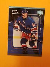 1998-99 Upper Deck Fantastic Finishers #FF1 Wayne Gretzky