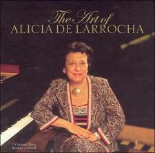 The Art of Alicia de Larrocha (CD, May-2003, 7 Discs, Decca)