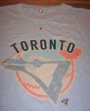 VINTAGE STYLE TORONTO BLUE JAYS MLB BASEBALL T-Shirt Big and Tall 3XL 3XLT NEW