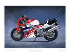 Honda RVF750 RC45 (1994) -  Limited Edition Collectors Print