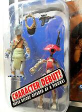 Star Wars, RATTS TYERELL & PIT DROID, Phantom Menace,VC77, 2011, Hasbro, NEW