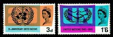 Sg681p-682p, COMPLETE SET, UNMOUNTED MINT. PHOSPHOR.