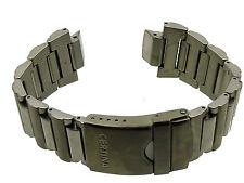 CERTINA DS-CASCADEUR CHRONO ARMBAND BAND BRACELET STAHL  ANSTOß 14 mm /  25 mm